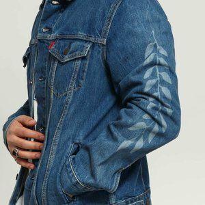 Levi's Justin Timberlake Fresh Sleeves Jacket NWT